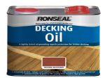 Ronseal Decking Oil Clear